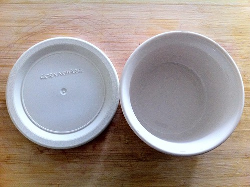 CorningWare Ramekin with Cover