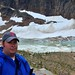 Dave at Angel Glacier by patentboy