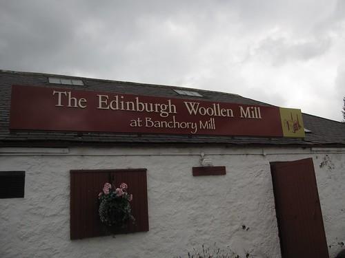 In Aberdeenshire