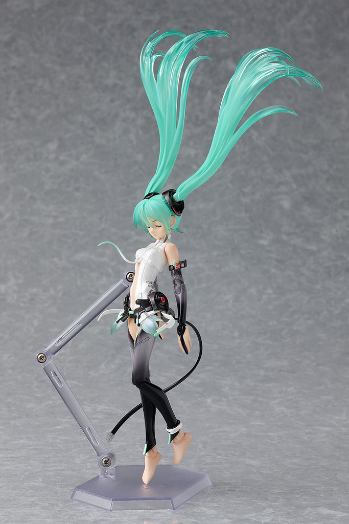 Ms girl freedom gundam miku hatsune append ver for Domon plan b