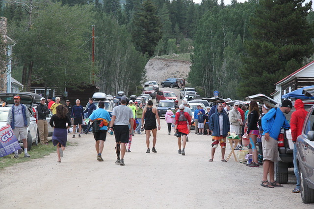 Leadville Trail 100 2012