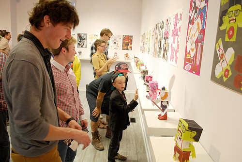 Night of the Exquisite Corpse Opening Reception