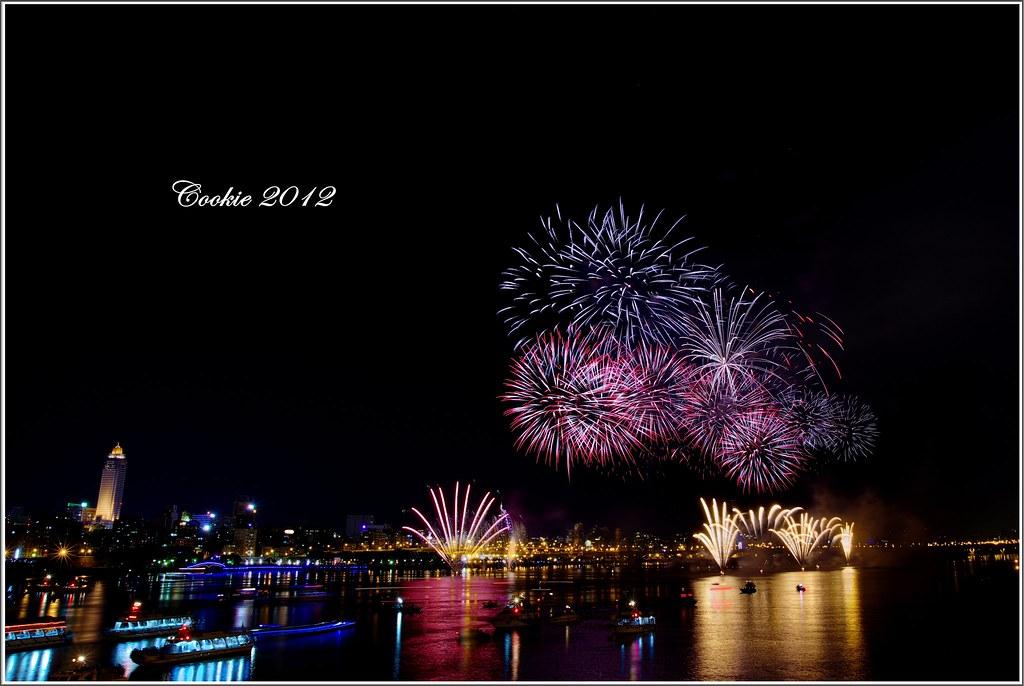 2012大稻埕花火節