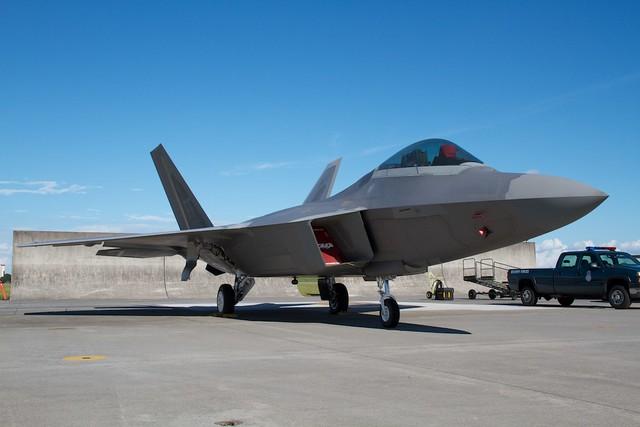 USAF F-22A
