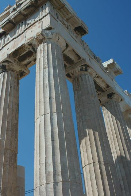 Acropolis of Athens, Aug 2012. 01-026