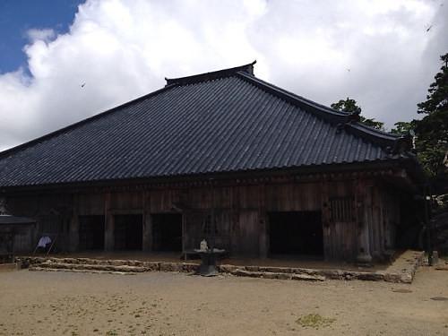 修験道の聖地『大峰山寺』登拝しました@天川村山上ヶ岳