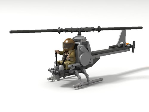"Helicopter TTH-7 ""Sparrow"""
