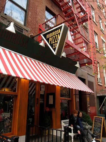 Rubirosa Ristorante, 235 Mulberry Street, Little Italy, NYC