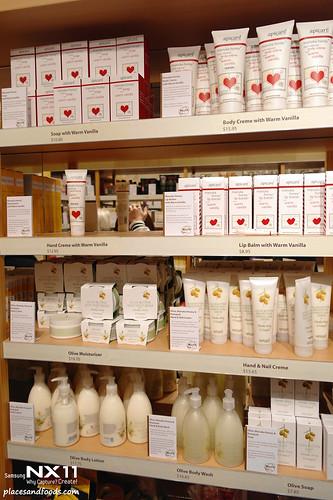 honey farm beauty products