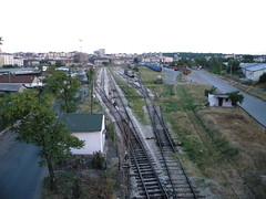 Railway in Beograd