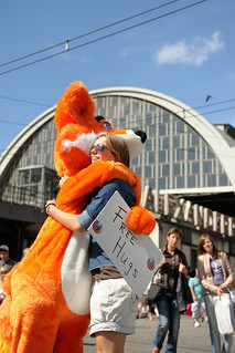 Firefox Hug