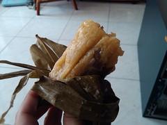 湖州蛋黃肉粽