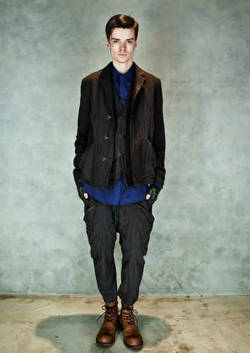 Otto Lundbladh0032_KAZUYUKI KUMAGAI AW12(ATTACHMENT)