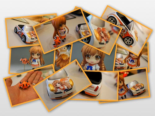 Nendoroid Suenaga Mirai photo collage