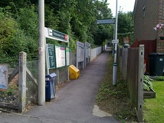 Picture of Riddlesdown Station