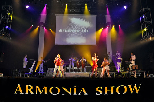 Orquesta Armonía Show 2012 - cartel