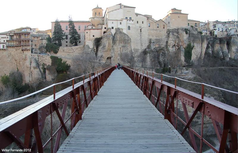Casas Colgadas y Puente de San Pablo