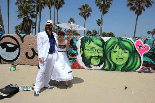Venice Beach Wedding