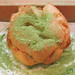 Beard Papa Green Tea Cream Puff - Osaka, Japan