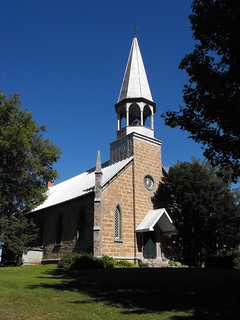 St James Anglican Church in Ormstown