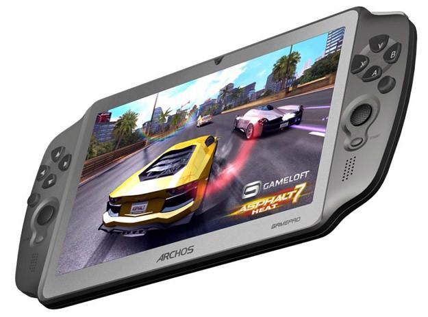 Archos Gamepad — Una tablet Android para jugar