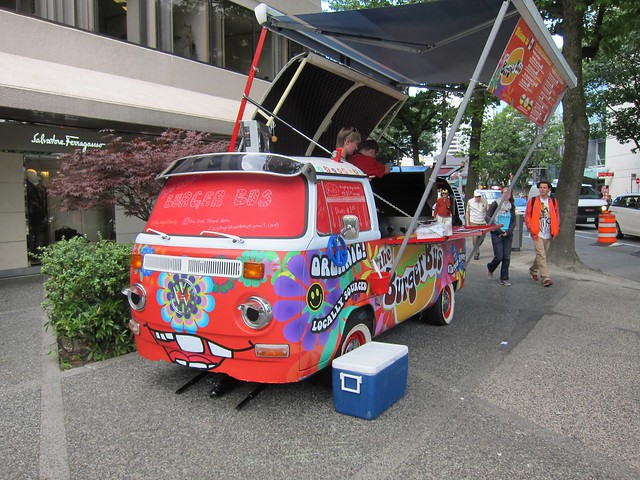 Best Food Trucks Vancouver