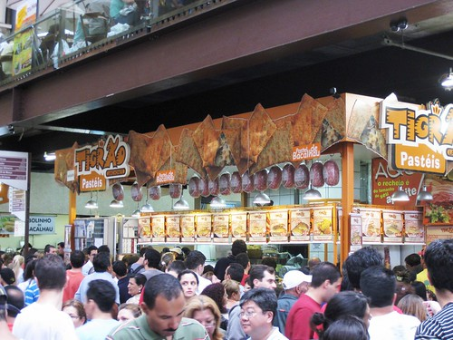 Sao Paulo Mercado Municipal