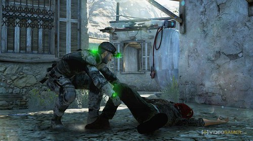 Ubisoft Shows Classic Stealth In Replayed Splinter Cell Blacklist Demo