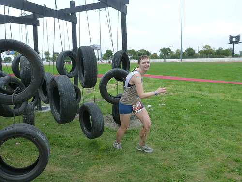 Erica, Tire Runner-Througher