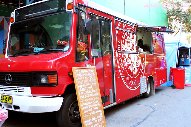 Agape Organic Food Truck Complaints