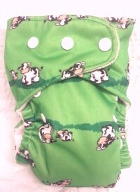 One Size Pocket - Size 1 8-35pounds- Cows