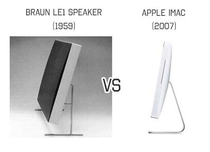 braun LE1 speaker