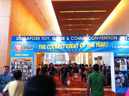 STGCC 2012