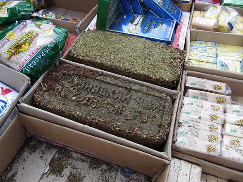 tea in the market
