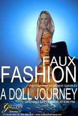FAUX FASHION photo exhibition