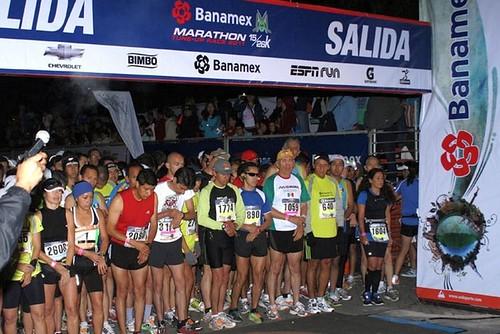 El Tune Up Banamex 2012 (15K y 26K) este domingo