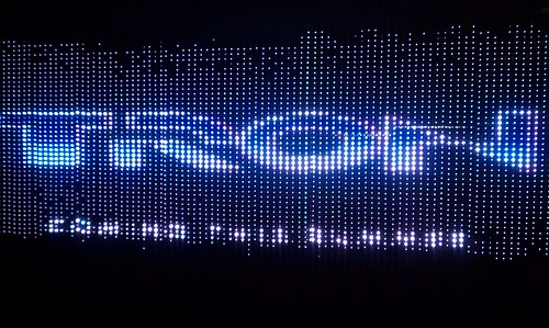 Led wall Tron