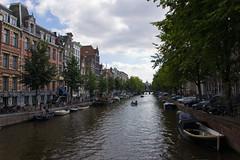 Vue sur le Canal Herengracht
