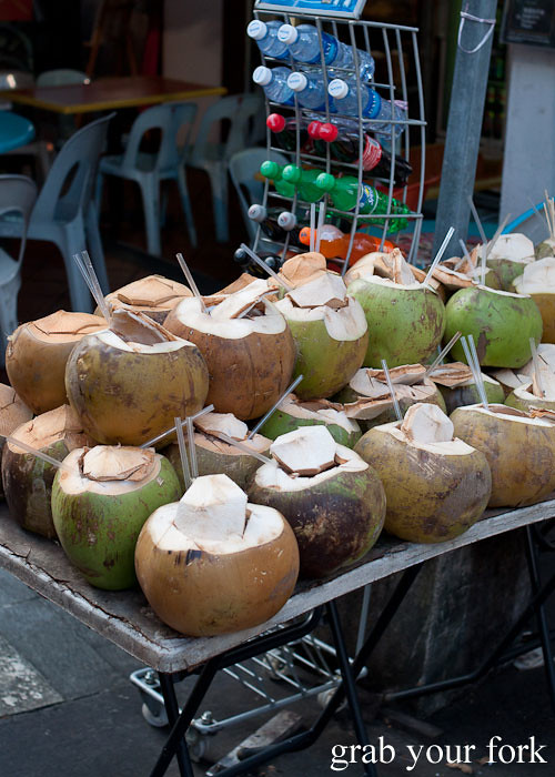 young coconut juice singapore