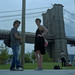 "Patricio y Estefania.Brooklyn Bridge Park by ""Doberman"""