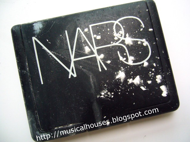 cleaning sticky nars compact process
