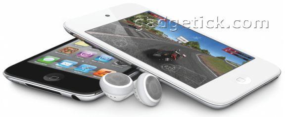 плееры iPod с iPhone 5