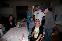 Roy, Liisa, Elaine, Mike, Malla, Scott