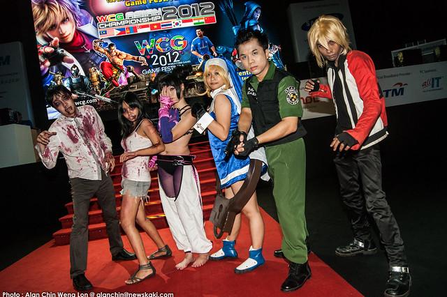 World Cyber Games 2012 Malaysia
