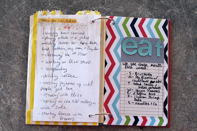 30 Days of Lists September 2012 | Day 9 & Blog Hop List