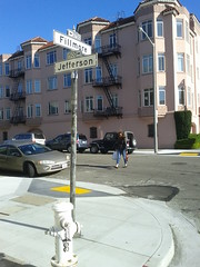 Fillmore and Jefferson (lower case)
