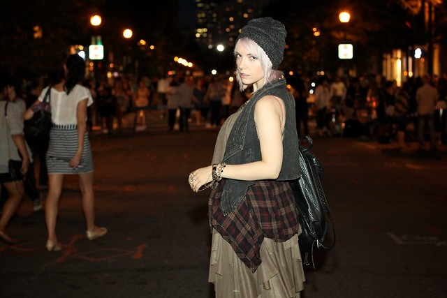 fno 2012 boston, newbury street, grunge