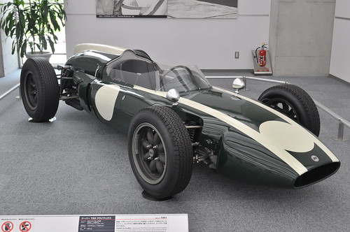 1961 COOPER T53 CLIMAX