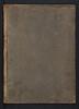 Binding of Brunschwig, Hieronymus: [Pestbuch:]  Liber pestilentialis de venenis epidimie