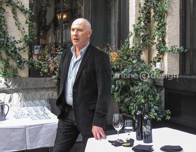 Kangarillo Road Winemaker Kevin O'Brien